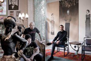 Pierre et Gilles // Ramy Boutros