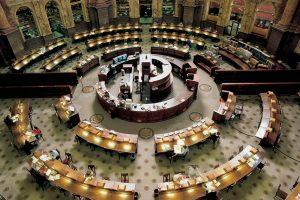 Washington Library-of-Congress USA