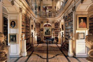 Weimar Bibliotheque Allemagne