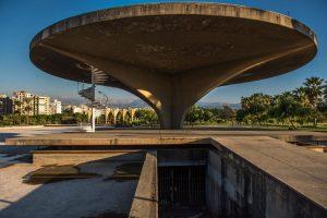 Oscar Niemeyer Tripoli