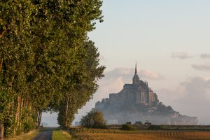 Mt St Michel Normandie