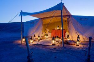 Camp nomade Ourzazate