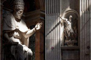 Ste Marie Majeure // St Pierre de Rome